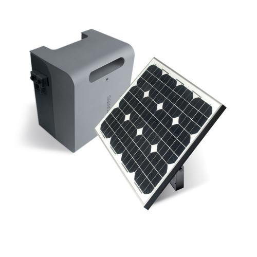 KINGgates photovoltaic solar power automation GoGreen 1